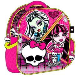Рюкзак школьный ортопедический Школа Монстров Monster High 47610