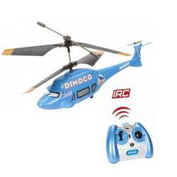 Вертолет Dinoco Тачки на радиоуправлении 19 см 3089560