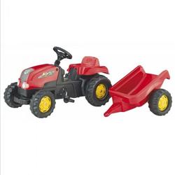 Rolly Toys Трактор педальный RollyKid-X,rot 012121