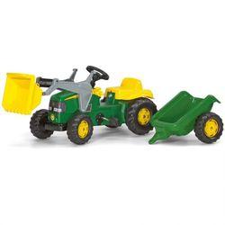 Rolly Toys Трактор педальный RollyKid John Deere 023110