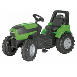 Rolly Toys Трактор педальный rollyFarmtrac  Deutz-Fahr Agrotron от 4-х лет 700035