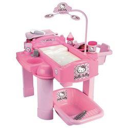 Ecoiffier  Набор для кормления и купания пупса  Hello Kitty 2854