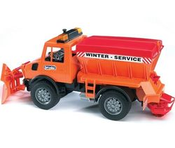 BRUDER Снегоуборочная машина MB 02-572