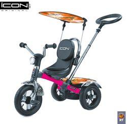 Велосипед Lexus Trike ICON 2 RT original с надувным колесом фуксия
