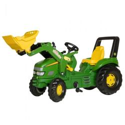 Rolly Toys Трактор педальный  rollyX-Trac  John Deere от 4-х лет 046638