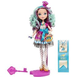 Ever After High  Куклы Эвер Афтер Хай  Madeline Hatter BBD41/43