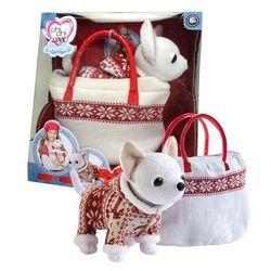 Чи чи лав плюшевая собачка Зимний стиль Chi Chi Love 5894845