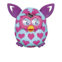 Ферби Бум Furby Boom Pink Hearts A4342/A6806