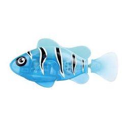 Robo Fish Роборыбка светодиодная Синий Маячок плавает в воде, светится 2541A