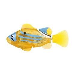 Robo Fish Роборыбка светодиодная Желтый фонарь плавает в воде, светится 2541D
