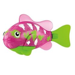 Robo Fish РобоРыбка тропическая Собачка плавает в воде 2549-2