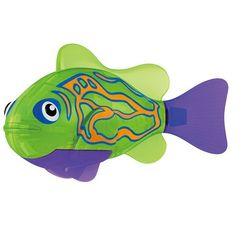 Robo Fish РобоРыбка тропическая Мандаринка плавает в воде 2549-3