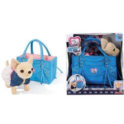 Chi Chi Love Собачка Чи Чи Лав Городской стиль в сумочке с заклепками 5895107