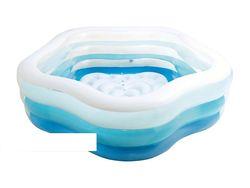 Надувной семейный бассейн Intex 56495