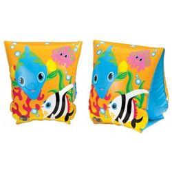 Нарукавники Веселые рыбки Intex 58652