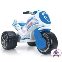 Аккумуляторный трицикл 6V Trimoto Waves Police 7293 Injusa