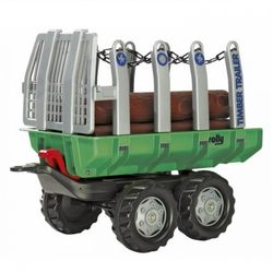 Прицеп Rolly Timber Trailer 122158 для педального трактора Rolly Toys