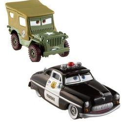 Машинки Тачки Шериф и Сержант Sheriff and Sarge Y0506/BDW84