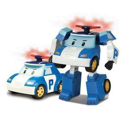 Робокар Поли трансформер 12,5 см Robocar Poli свет, инструменты 83094