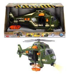 Вертолет военный функциональный Дики Dickie 3308363