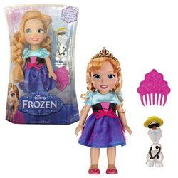 Принцессы Дисней Кукла Холодное Сердце с Олафом 15 см в асс. Disney Princess 310040