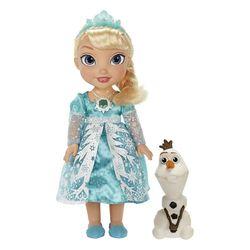 Принцессы Дисней Кукла Эльза Холодное Сердце функциональная Disney Princess 310580