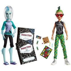 Куклы Монстер Хай Гил Вебер и Дьюс Горгон Gil Webber and Deuce Gorgon Monster High