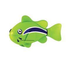 РобоРыбка Клоун зеленая RoboFish 2501-1