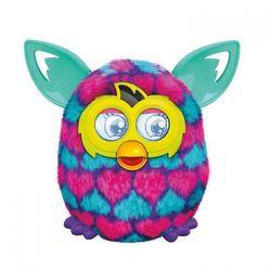 Ферби Бум розовые и голубые сердечки Furby Boom Pink and Blue Hearts Plush А4342/А6118