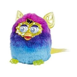 Ферби Бум Кристальная серия Furby Boom Crystal Series Furby Pink/Blue B1889