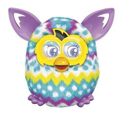 Ферби Бум Furby Boom Plush Pastel A4342/7682