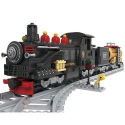 Конструктор Ausini Поезд 586 деталей 25812
