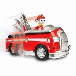 Игрушки Щенячий патруль Большая пожарная машина, звук, с фигуркой Маршала 16603/16704_marshall