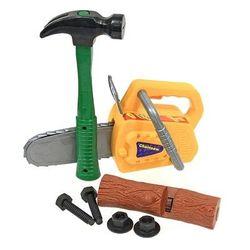 Набор инструментов в чемодане, 8 предметов PT-00070(WK-9746)