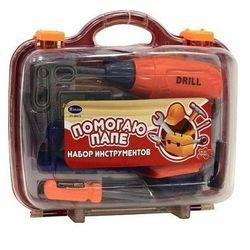 Инструменты в чемодане Помогаю папе, 22 предмета Rinzo PT-00072(WK-9748)