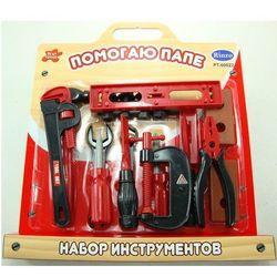 Набор инструментов Помогаю папе, 11 предметов PT-00022 (708)