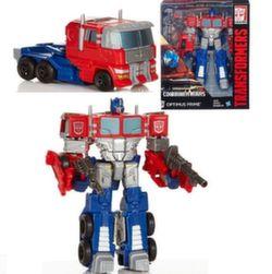 Трансформер Дженерэйшнс Вояджер Оптимус Прайм Transformers Prime B0975/1172