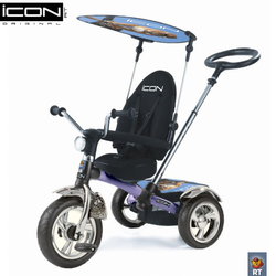 Велосипед Lexus Trike ICON 3 RT original silver blue puma