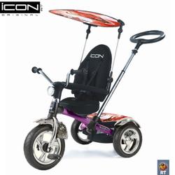 Велосипед Lexus Trike ICON 3 RT original fuksia angel