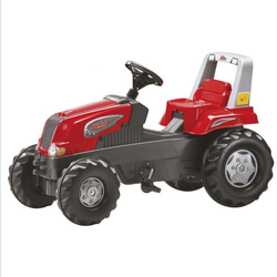 Rolly Toys Трактор педальный rollyJunior RT, rot New 800254 от 3-х лет