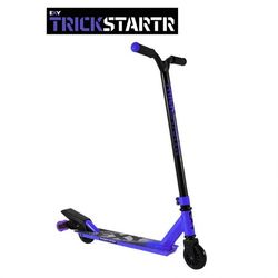 Самокат Y-BIKE EXY Trickstartr purple