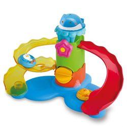 Игрушка для ванной Плавающая водная горка 04279