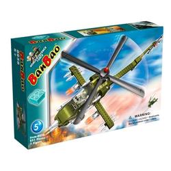 Banbao конструктор Вертолет Апач 231 деталь 8238