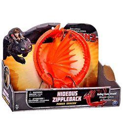 Игрушки Драконы 2 Dragons Боевой дракон Пристеголов Zippleback 66574/16