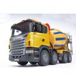Bruder Бетономешалка Scania 03-554