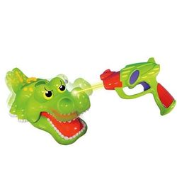 Крокодил со световым пистолетом 86691