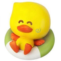 Игрушка для ванной с термознаком Утенок в круге Bkids 04493