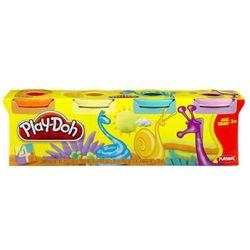 Пластилин Play-Doh цветной, 4 баночки 22114/22873