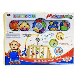 Музыкальный мобиль Junfa Toys 8501-1