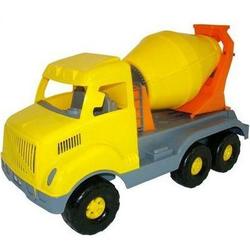 Автомобиль-бетоновоз Богатырь 59,5 см Полесье П-37350